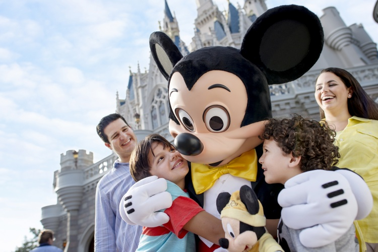 Walt Disney World Resort - Family at Disney