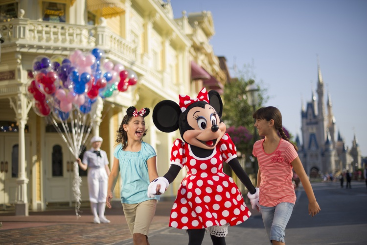 Walt Disney World Resort - girls