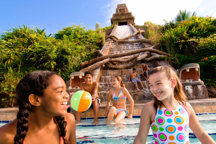 Disneys Coronado Springs - Guests_pool