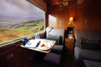 The Blue Train - Pretoria to Cape Town or Vice Versa (2 Nights)
