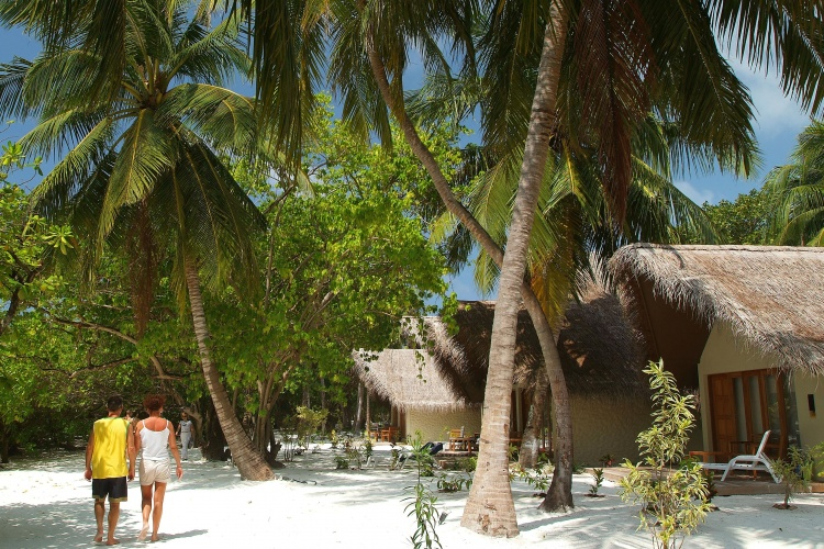 4* Adaaran Select Hudhuran Fushi - Maldives Package (7 nights)