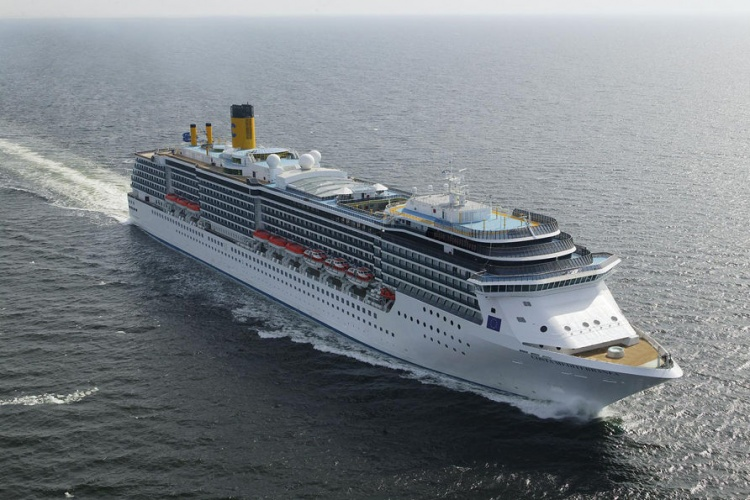 Costa Mediterranea - Indian Ocean Islands Cruise (14 Nights)
