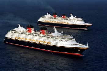 Disney Magic - Halloween on the High Seas Canadian Cruise (7 Nights)