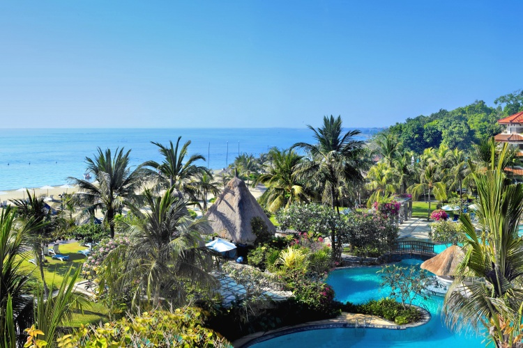 5* Grand Mirage Resort - All Inclusive Bali Package (7 nights)