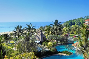 (Honeymoon) 5* Grand Mirage Resort - Bali (7 Nights)