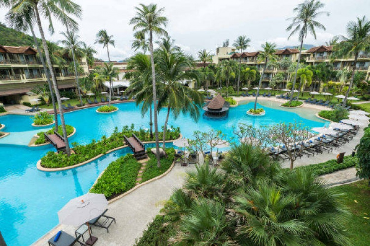 Le Merin Et Beach Resort Karon Thailand The Best