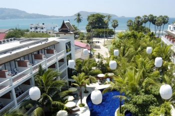 Sunset Beach Resort holiday package