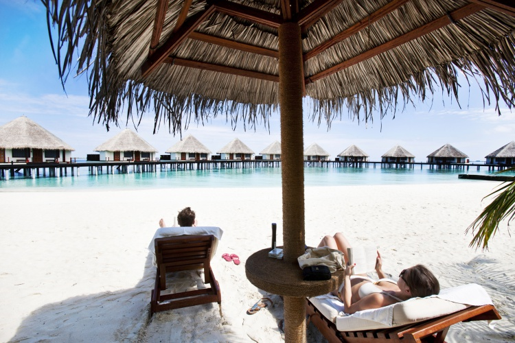 4* Adaaran Select Meedhupparu  - Maldives Package (7 Nights)