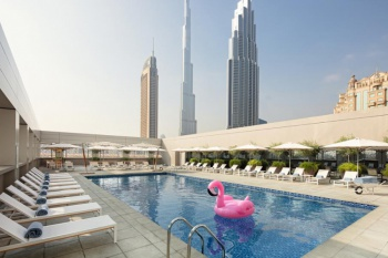Rove Downtown Dubai holiday package