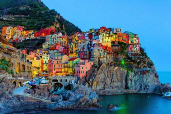 3* Rome Florence and Cinque Terre by Rail (7 Nights)