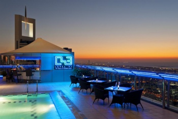 Four Points Sheraton Sheik Zayed Road holiday package