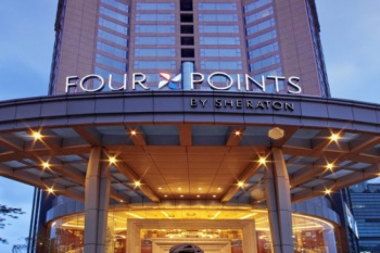 4* Four Points Sheraton Sheik Zayed Road - Dubai - 4 Nights