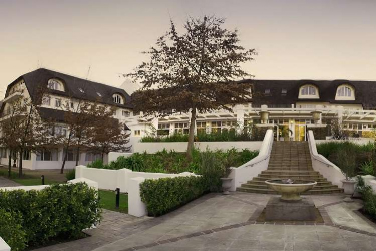Le Franschhoek Hotel and Spa - Exterior(1)