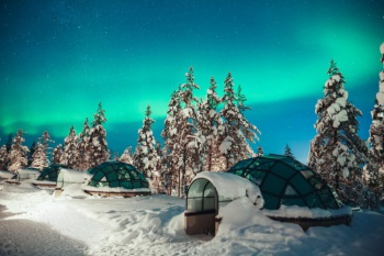 Kakslauttanen Arctic Resort (4 Nights)
