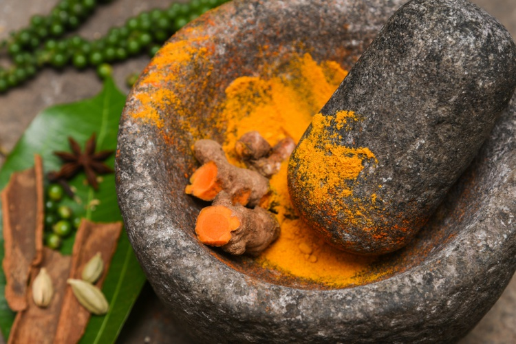 India - Spice - Tumeric