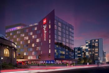 4 Radisson Red Hotel Cape Town Honeymooners 2 Nights