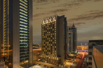 3* Rove at The Park and 3* Rove Dubai Marina Combo - Dubai - 4 Nights