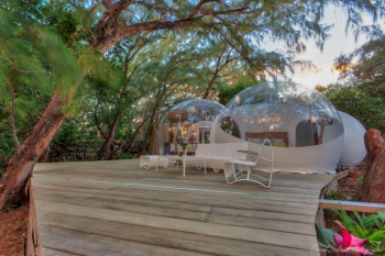 Bubble Lodge Ile Aux Cerfs - Mauritius - 1 Night