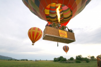 Magaliesberg Balloon Safari - Magaliesberg