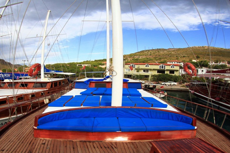 Blue Cruise - Gulf of Gokova - Bodrum, Turkey (7 Nights)