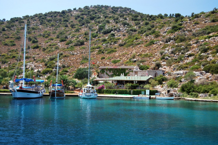 Blue Cruise - Bodrum - Greek Islands (7 Nights)
