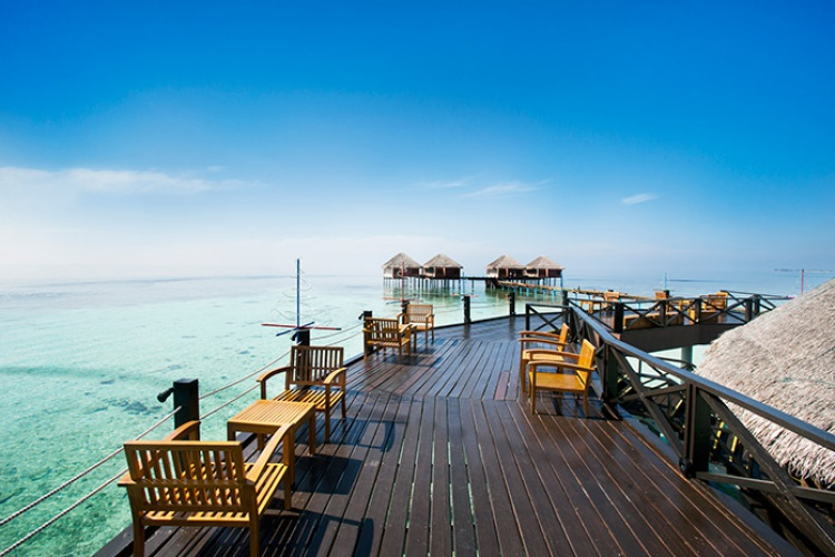 5* Adaaran Prestige Vadoo - Maldives Package (7 nights)