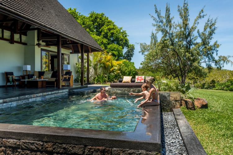 December Family Package)5* Four Seasons Resort Mauritius at Anahita - Mauritius - 7 Nights
