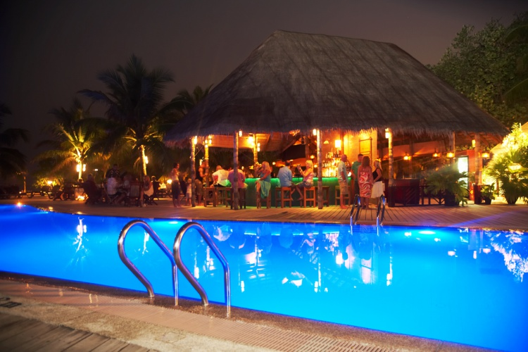Kerudu Pool Bar