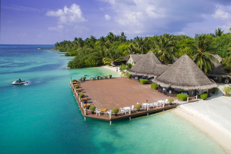 4* Adaaran Select Hudhuran Fushi - Maldives Honeymoon Package (7 nights)
