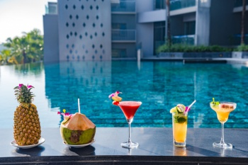 5* Ocean Front Beach Resort and Spa - Phuket Thailand (7 Nights)