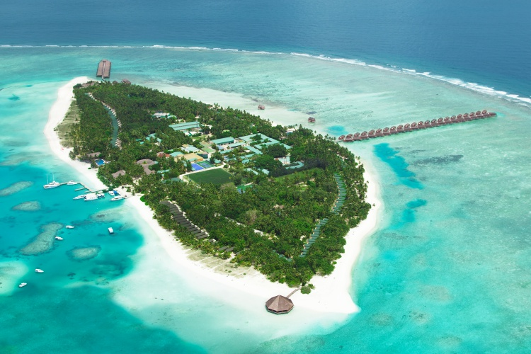 4* Meeru Island Resort- Maldives Package  (7 Nights)
