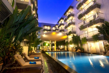 Eden Hotel Kuta holiday package