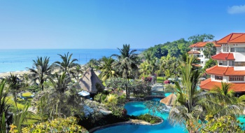 5* Grand Mirage Resort Bali (8 Nights)