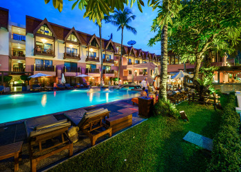 4* Seaview Patong Hotel -Phuket - Kids Stay Free (7 Nights)